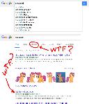 Google... WTF?
