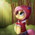 Red Riding Fluttershy