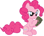 Pinkie and The Mask