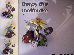 Derpy the mailmare sculpture