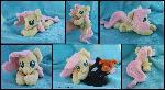 Baby Fluttershy Custom Plush - BronyCAN