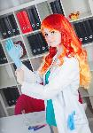 Sunset Shimmer Cosplay - Lab Version
