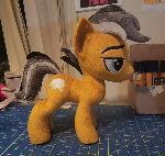 smug horse quibble pants WIP