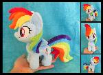 Mini Rainbow Dash