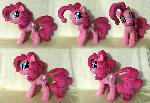 Pinkie Pie Plush .: ON ETSY :.