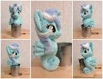 Plushie Lyra Seahorse