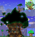 Golden Oak Library [Terraria] (WIP?)