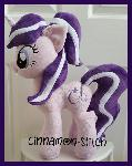 mlp plushie commission MAGPIE completed