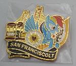 San Franciscolt Pin
