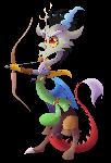 Discord archer