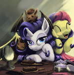 Bats in Your Mane
