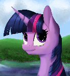 Twilight Sparkle - Portrait