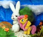 Bunny and Fluttershy