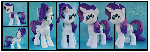 Gift: Rarity Custom Plush