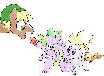Link Spike Spyro