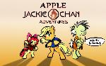 Apple Jackie Chan Adventures