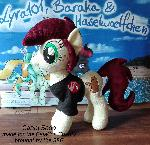 Canni Soda BRG Charity Plush