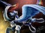Rainbow Rogue Dash