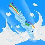 Rainbow Dash: Phase three