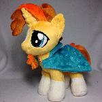 Sunburst - Plushie Pony