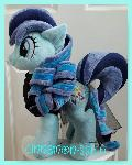 mlp plushie commission RARA/Coloratura
