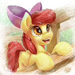 CMC Set_Applebloom
