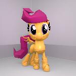 Scoota-Bot (Blender)