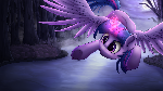 Twilight Sparkle Splash Art