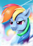 Rainbow dash (Requests)