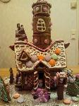 Sugarcube Corner gingerbread house
