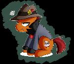 Grumpy colt is grumpy