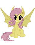 Flutterbat Vector