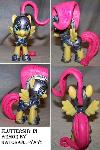 Fluttershy in Crystal Empire Jousting Armor