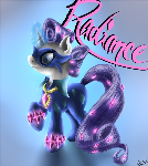 Radiance, the Power Pony