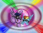 MAGIC SONIC RAINBOOM!