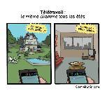 Télétravail : le même dilemme tous les étés