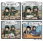 A la guerre comme à la guerre