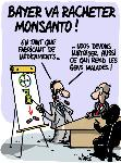 Bayer rachète Monsanto