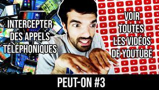 INTERCEPTER UN APPEL EN SE FAISANT PASSER POUR QUELQU'UN D'AUTRE #PEUTON 3