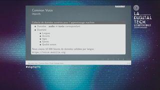 Alexandre Lissy - Common Voice, crowd-sourcing appliqué à la voix