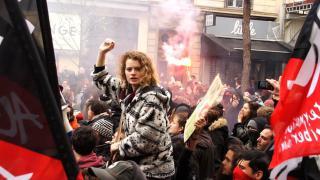 Bravons l'état d'urgence : place de la République, dimanche 29 novembre 2015