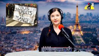Le JT de la Parisienne Libérée ♫ [manifs, ultragauche, surveillance, nucléaire]