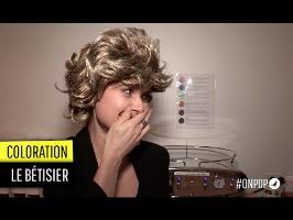 Bêtisier, Alexandra et ses couleurs de cheveux
