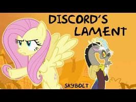 Discord's Lament - SkyBolt - (Danny Elfman, Nightmare Before Ponified)