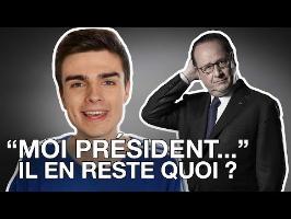BILAN : Moi président... de François Hollande : il en reste quoi ?
