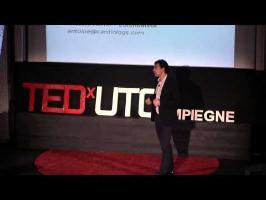 L'avenir de la relation homme/machine : l'exemple de la santé | Antoine HERLIN | TEDxUTCompiègne