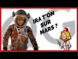 COMMENT ALLER SUR MARS ? [LQG #12]
