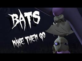 [SFM Ponies] Bats - Make Them Go