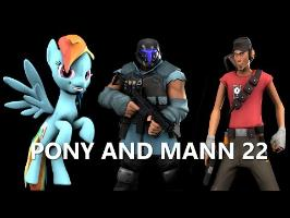 [SFM Ponies] Pony and Mann: 22