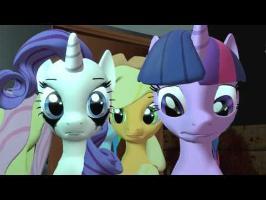 SFM Ponies: Pony's night pt.1